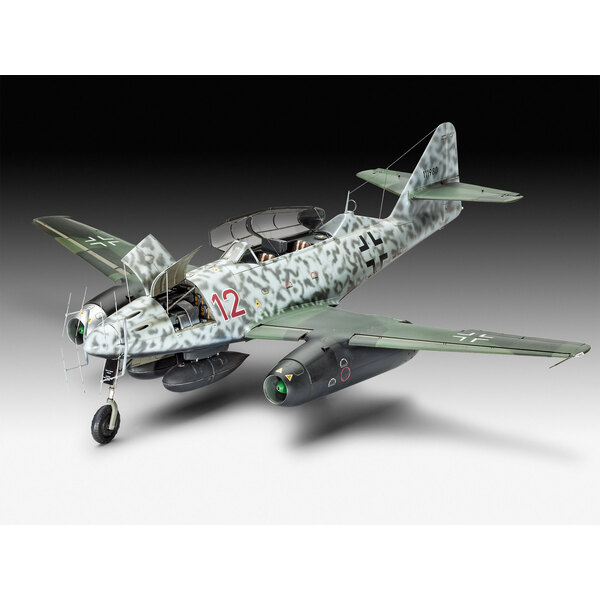 Messerschmitt Me-262B-1 NightfighterNew Werkzeug