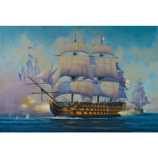 Admiral Nelson Flagship (HMS Victory) Neues Werkzeug