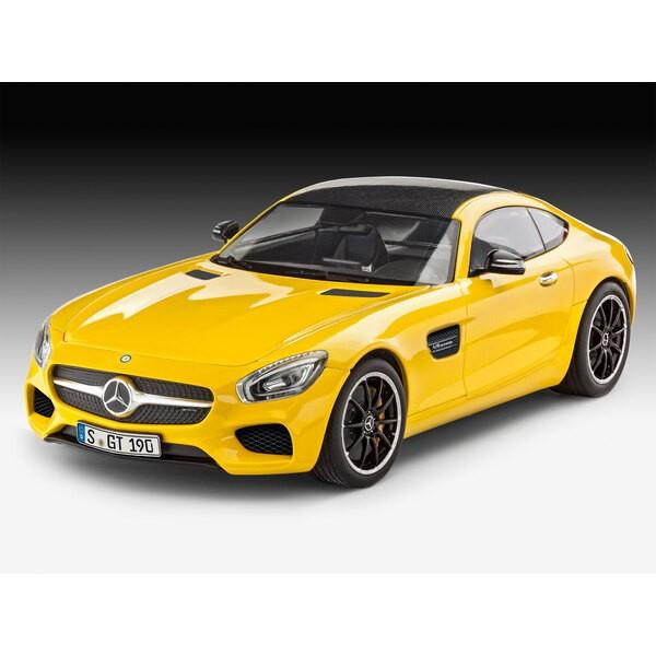 Mercedes AMG GT Neues Werkzeug