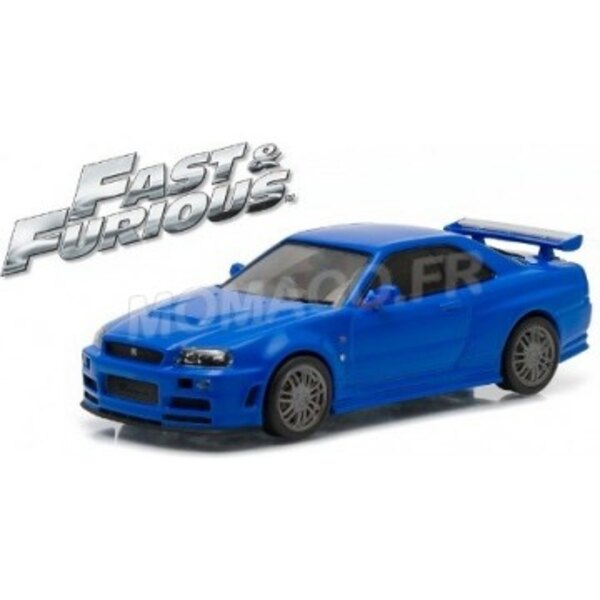 NISSAN SKYLINE GT-R 2002 Fast and Furious 4 (2009)
