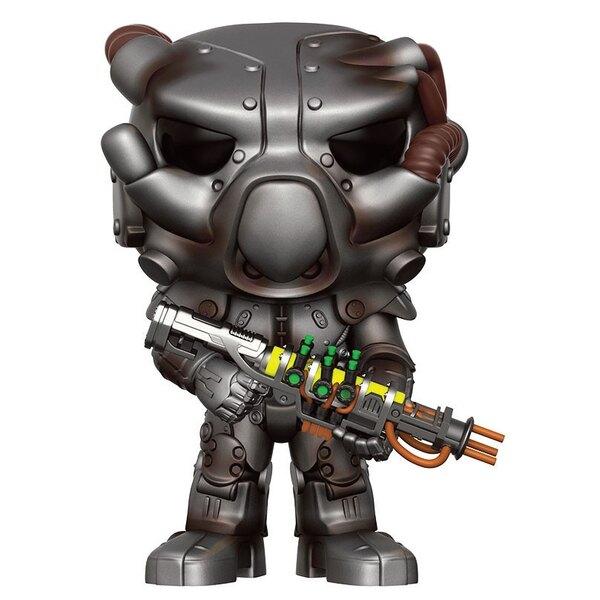 Fallout 4 POP! Games Vinyl Figur X-01 Power Armor 9 cm