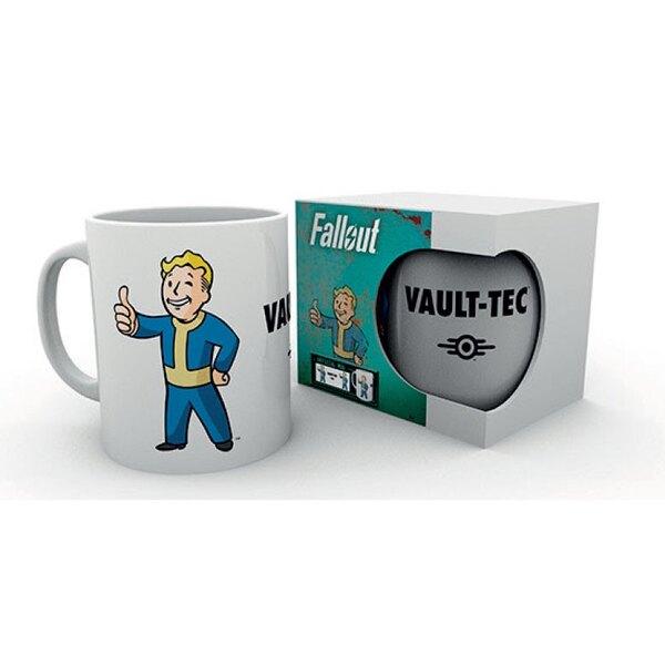 Fallout 4 Tasse Vault Boy