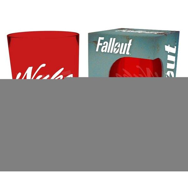 Fallout Premium Glas Nuka Cola