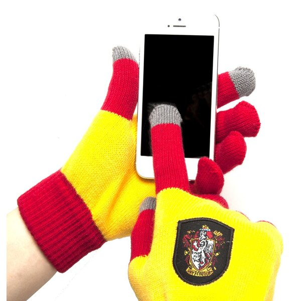 Harry Potter E-Touch Handschuhe Gryffindor Red