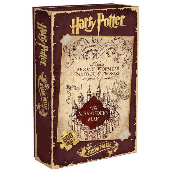 Puzzle Harry Potter Puzzle Karte des Rumtreibers