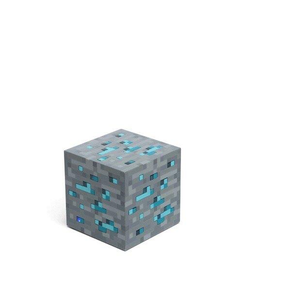 Minecraft Diamond Ore