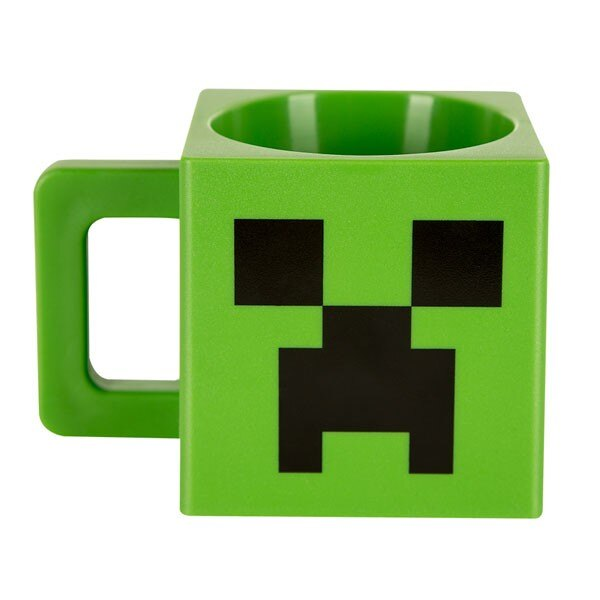 Minecraft PVC Tasse Creeper Face