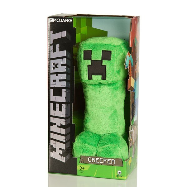 Minecraft Plüschfigur Creeper 27 cm