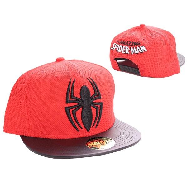 Spider-Man Baseball Cap Black Spider