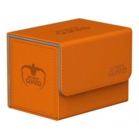 Ultimate Guard SideWinder 80+ Standardgröße XenoSkin Orange