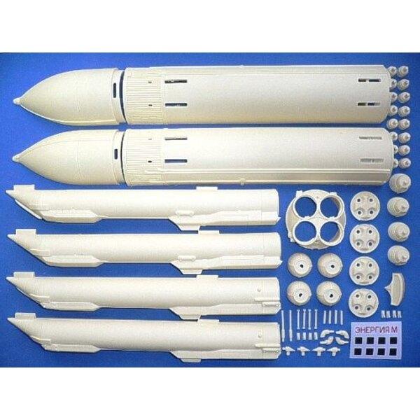 NPO Energia Rakete. 1974 nach dem Misserfolg der n-1 Mondrakete bevorzugte das sowjetische Militär eine neue Familie modular fol