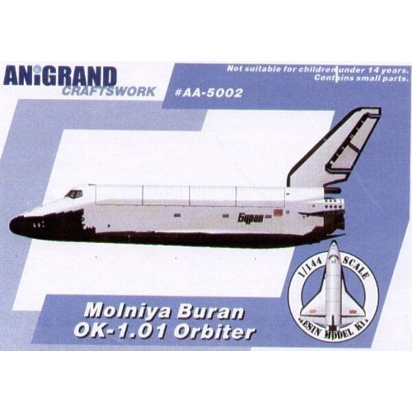 Moln iya Buran, OK, 1.01 Raumfähre. 1974 nach dem Misserfolg der n-1 Mondrakete bevorzugte das sowjetische Militär eine neue Fam