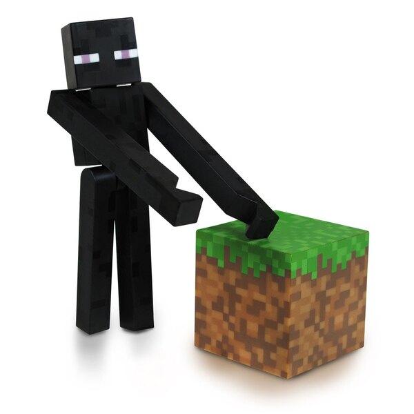 Minecraft Actionfigur Enderman 8 cm