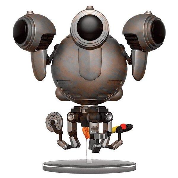 Fallout 4 POP! Games Vinyl Figur Codsworth (Battle) 9 cm