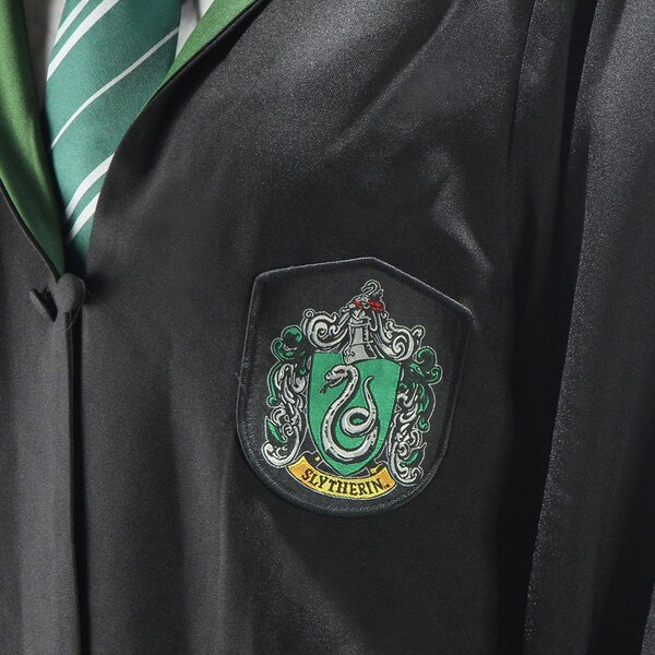 Harry Potter Zauberergewand Slytherin