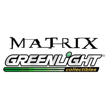 Matrix Diecast Modell 1/64 1965 Lincoln Continental GREENLIGHT GL44770C