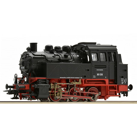 steam locomotive class 80, DB Roco RF-63338