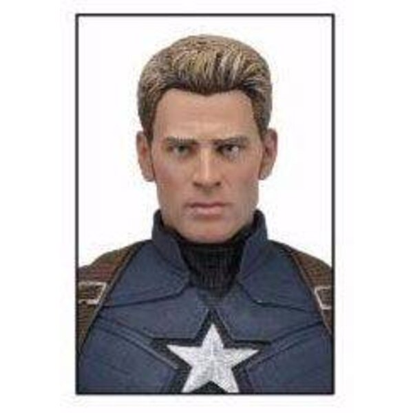 Captain America Civil War Actionfigur 1/4 Captain America 45 cm