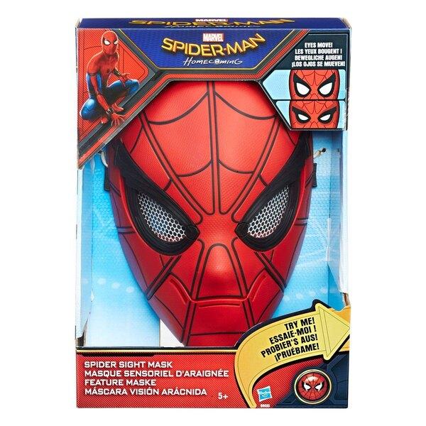 Spider-Man Homecoming Feature Maske Spider-Man