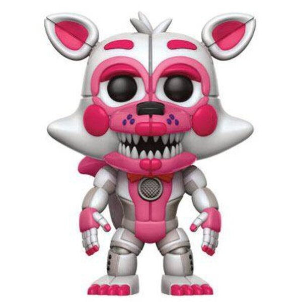 Five Nights at Freddy's Sister Location POP! Games Vinyl Figur Funtime Foxy 9 cm