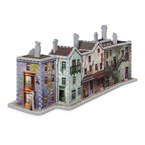 Puzzle 3d Harry Potter 3D Puzzle Winkelgasse