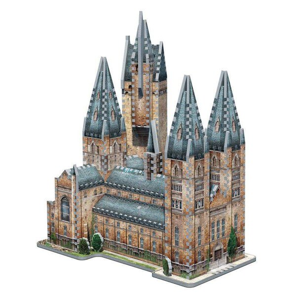 Puzzle 3d Harry Potter 3D Puzzle Astronomy Tower