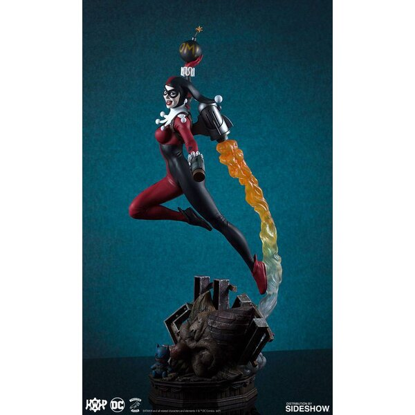 DC Comics Super Powers Collection Maquette Harley Quinn 47 cm