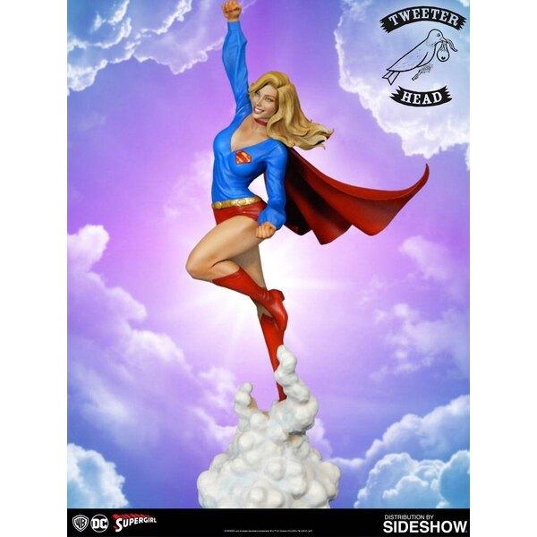 DC Comics Maquette Supergirl 42 cm