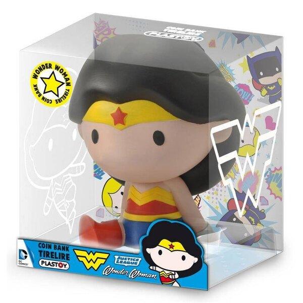 Justice League Chibi Spardose Wonder Woman 17 cm