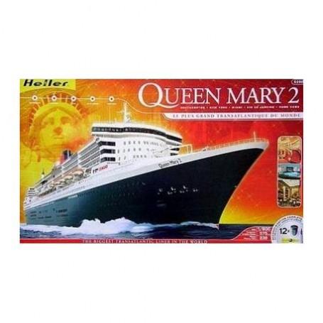 Queen Mary II 1:600
