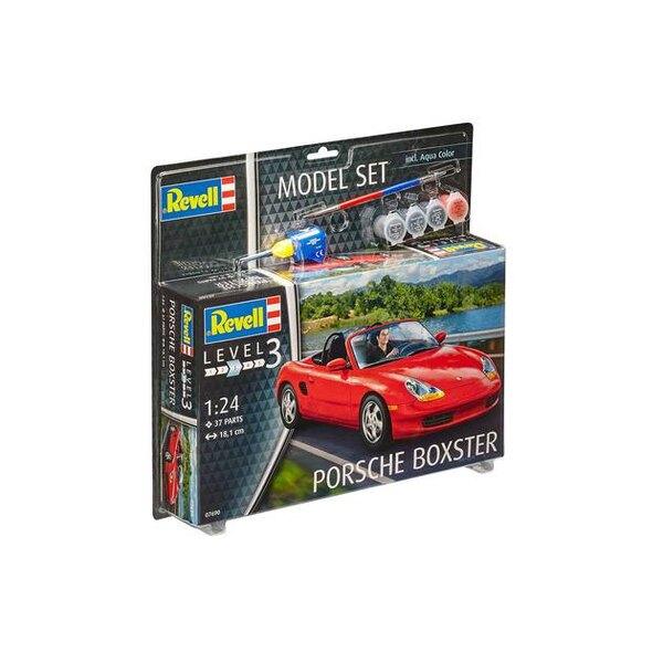 Porsche Boxster Box