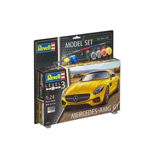 Kasten Mercedes-AMG GT