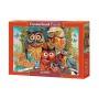Owls, Puzzle 2000 Teile