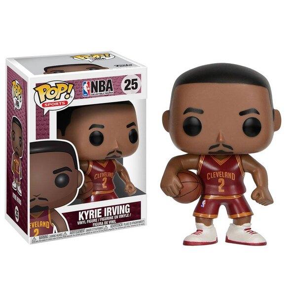 NBA POP! Sports Vinyl Figur Kyrie Irving (Cleveland Cavaliers) 9 cm