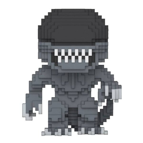 Alien POP! 8-Bit Horror Vinyl Figur Alien 9 cm