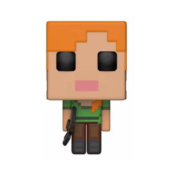 Minecraft POP! Games Vinyl Figur Alex 9 cm