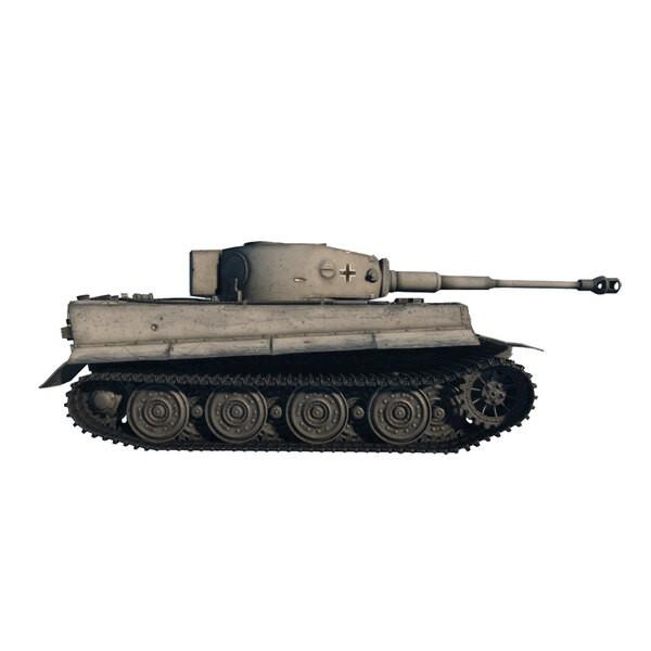 Tiger I World of Tanks