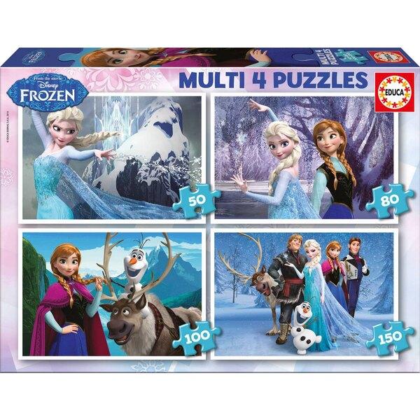 Multi 4 in1 Frozen - Die Eiskönigin