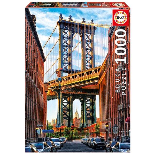 Puzzle Brücke von Manhattan