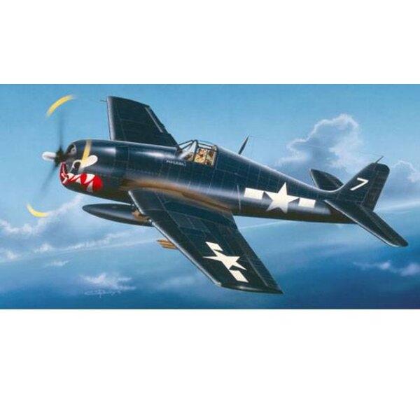 """F6F-5 """"HELLCAT"""""""