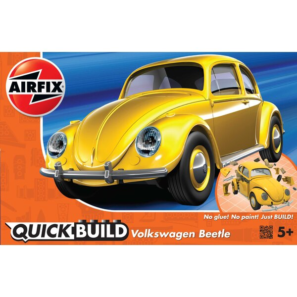 QUICKBUILD VW Käfer - Jaune