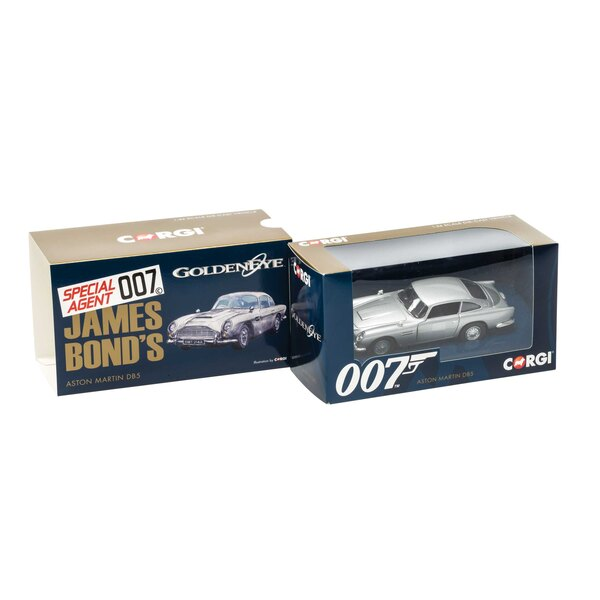 James Bond - Aston Martin DB5 'Goldfinger'