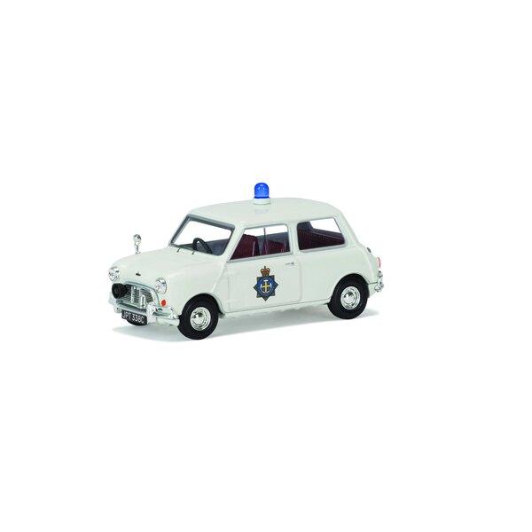 Austin Mini Cooper Durham Polizei