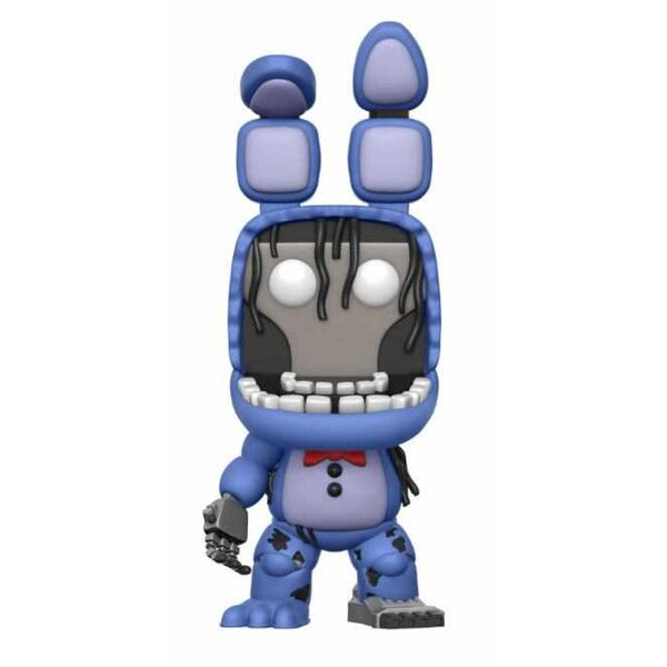 Five Nights at Freddy's POP! Games Vinyl Figur Withered Bonnie 9 cm