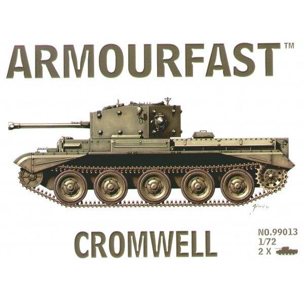 Panzer Cromwell: Satz schließt 2 Schnappen zusammen Panzer-Bausätze ein. Diese Teil-Zahl wurde als 2WK-Polnisch-Infanterie ursp