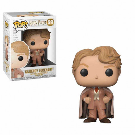 Funko Harry Potter POP Movies Vinile Figura Remus Lupin 9 cm