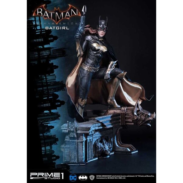 Batman Arkham Knight 1/3 Statue Batgirl Exclusive 74 cm