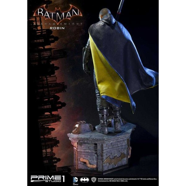 Batman Arkham Knight 1/3 Statue Robin Exclusive 80 cm