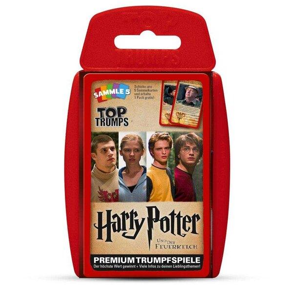 Harry Potter und der Feuerkelch Top Trumps