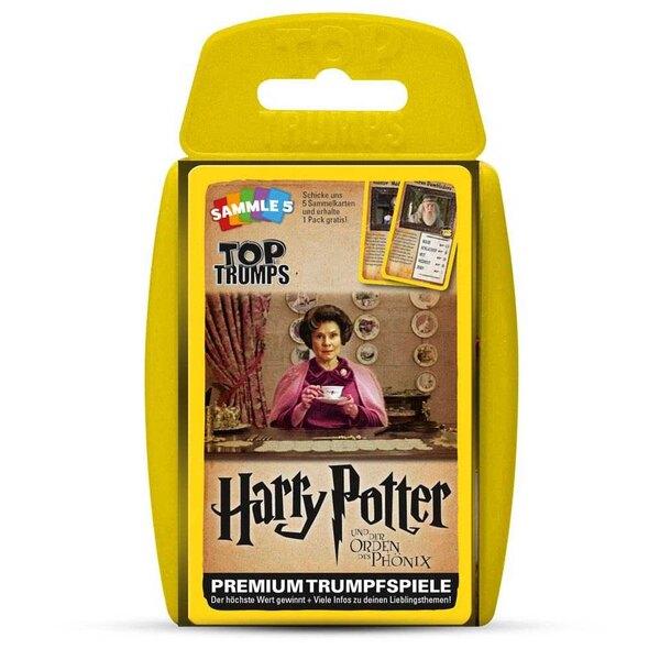 Harry Potter Und der Orden des Phönix Top Trumps